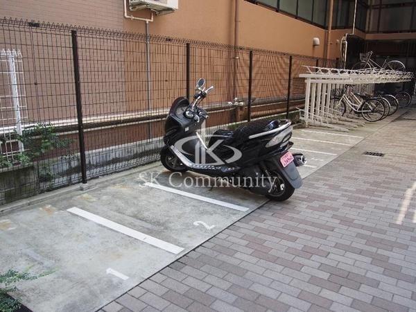 自転車の 蒲田 自転車置き場 : 東京蒲田スクエアタワー408の ...